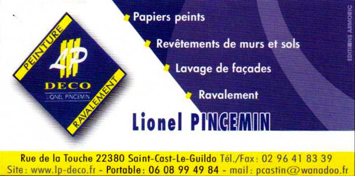 Lionel PINCEMIN