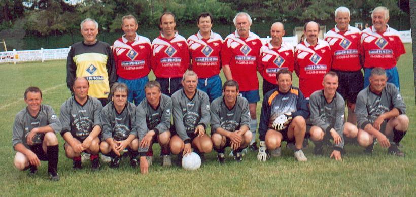 équipe vétérans 80 ans du club